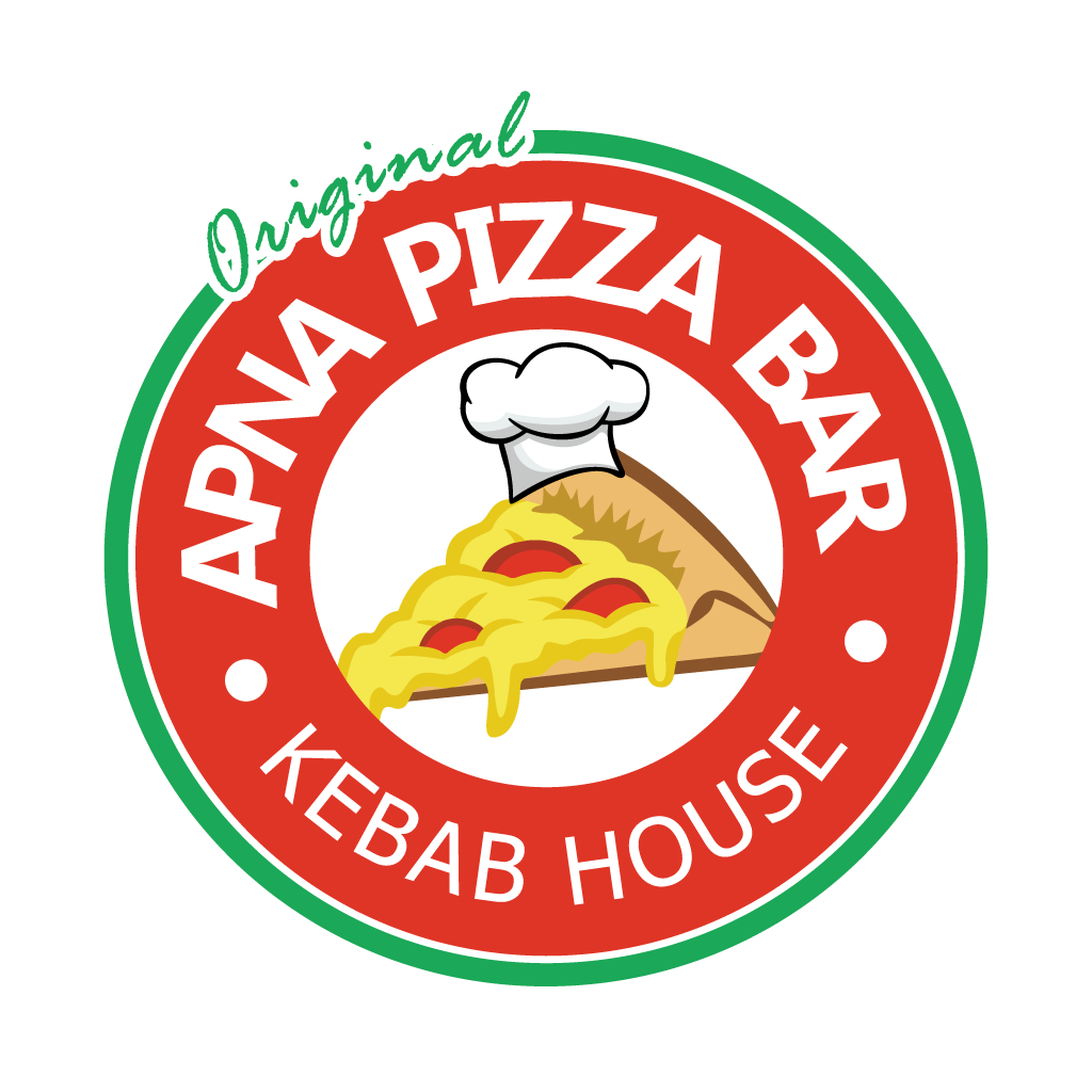 Apna Pizza Bar  Online Takeaway Menu Logo