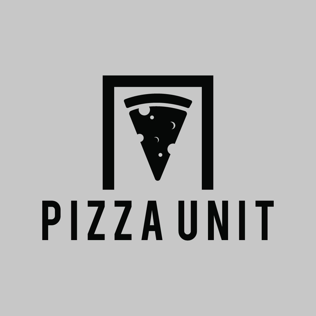 The Pizza Unit Online Takeaway Menu Logo