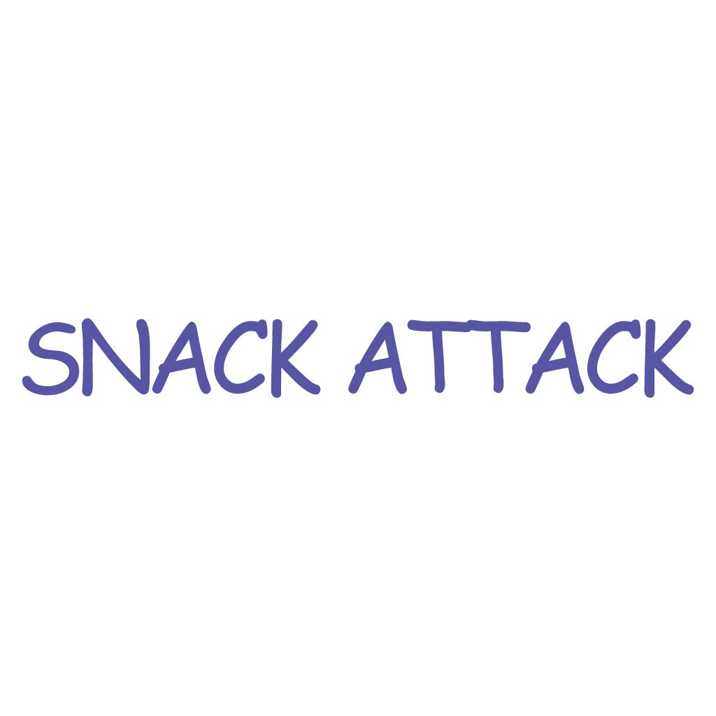 Snack Attack  Online Takeaway Menu Logo