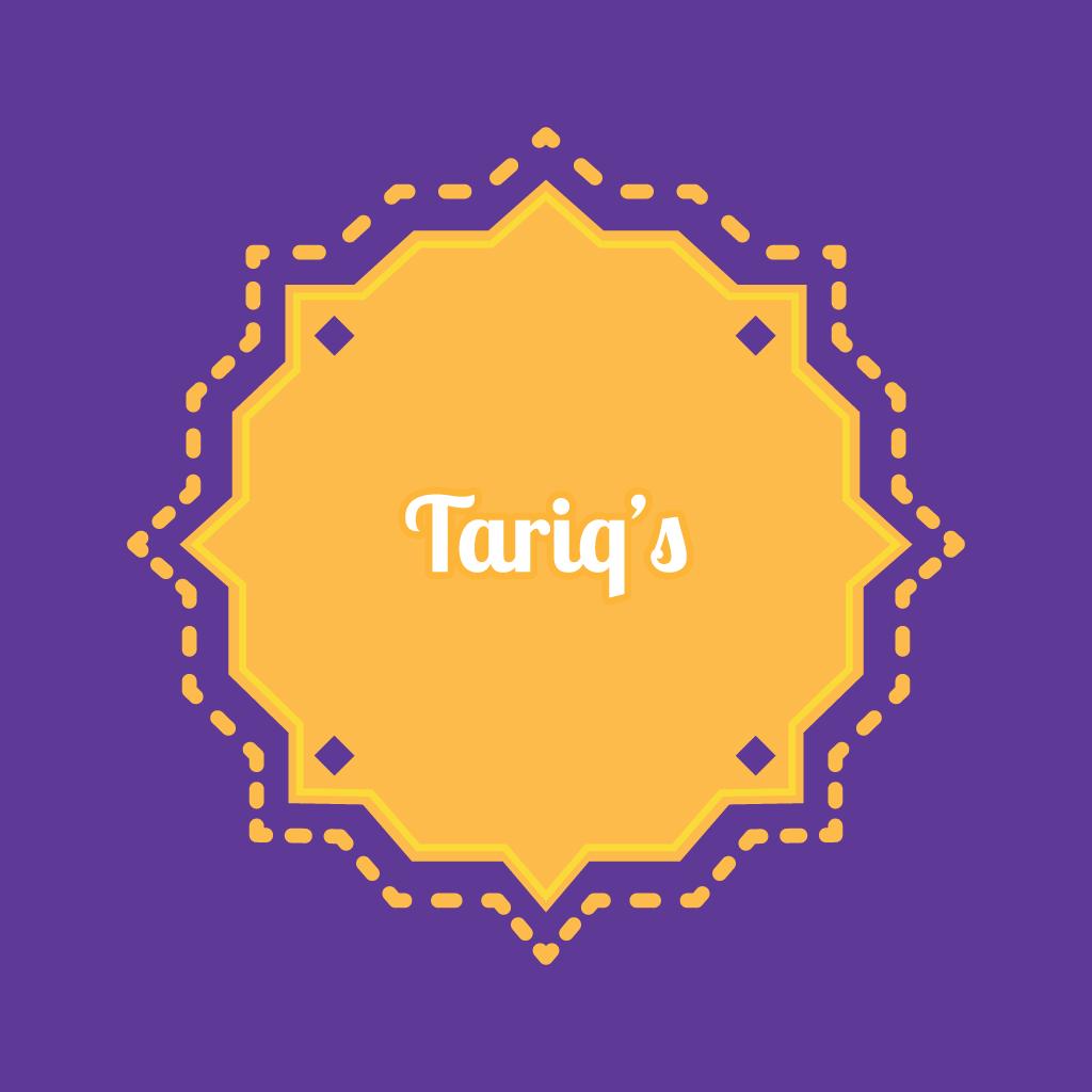 Tariq's Online Takeaway Menu Logo