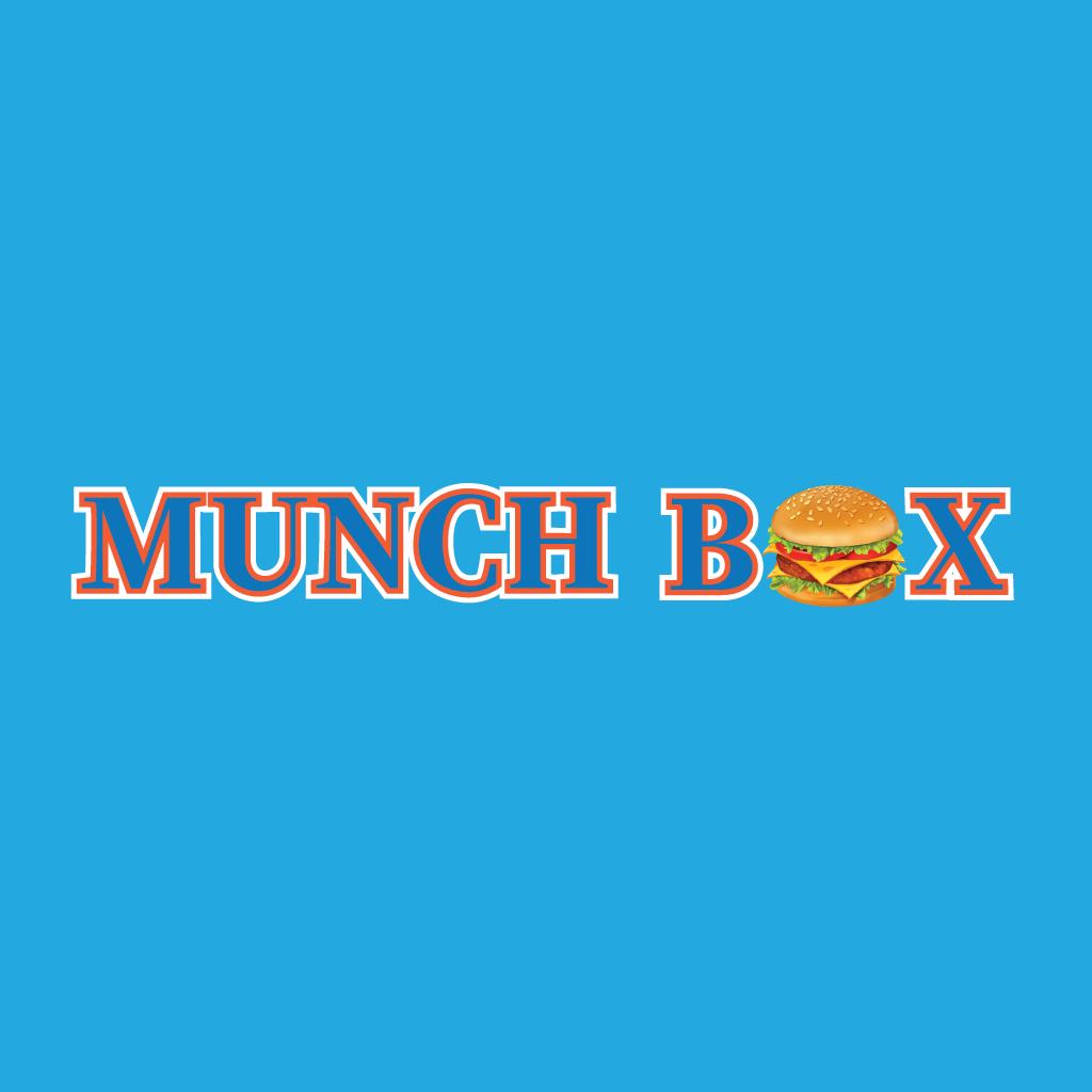 Munchbox Online Takeaway Menu Logo