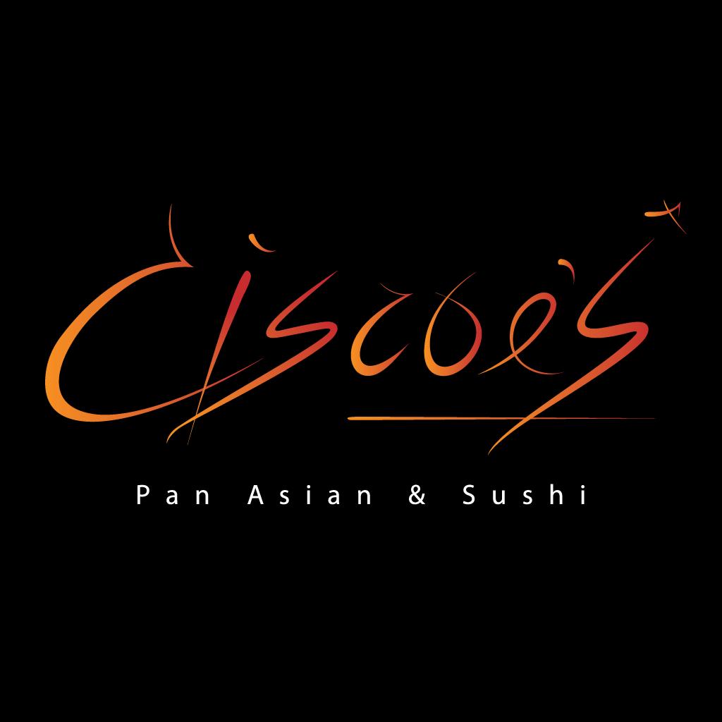 Ciscoes Pan Asian & Sushi Online Takeaway Menu Logo