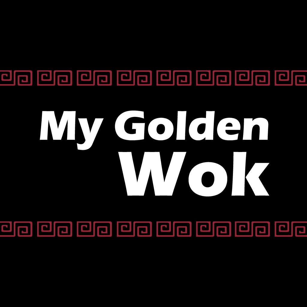 My Golden Wok Online Takeaway Menu Logo