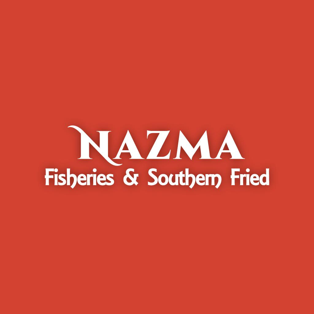 Nazma Pizza & Fisheries Online Takeaway Menu Logo