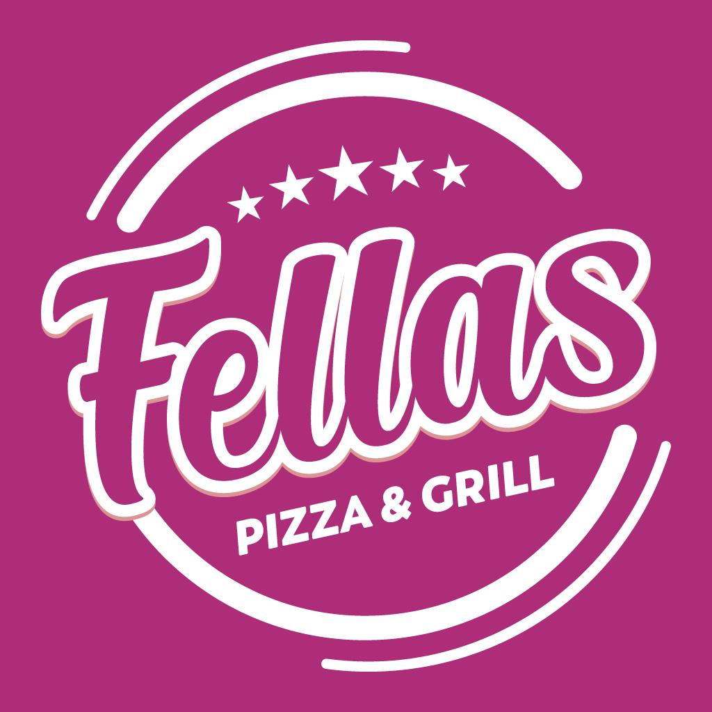 Fellas Pizza & Grill Online Takeaway Menu Logo