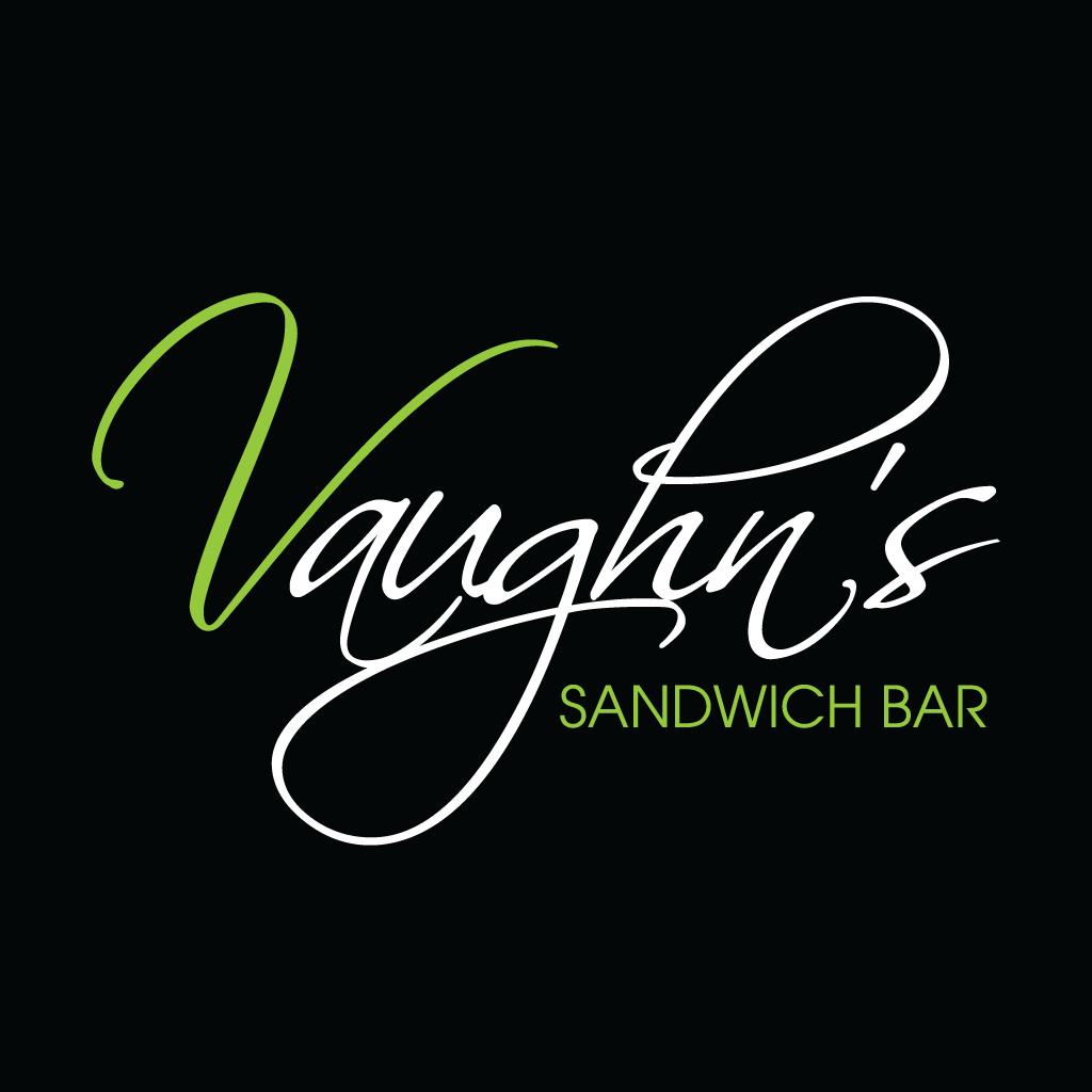 Vaughns Sandwich Bar Online Takeaway Menu Logo