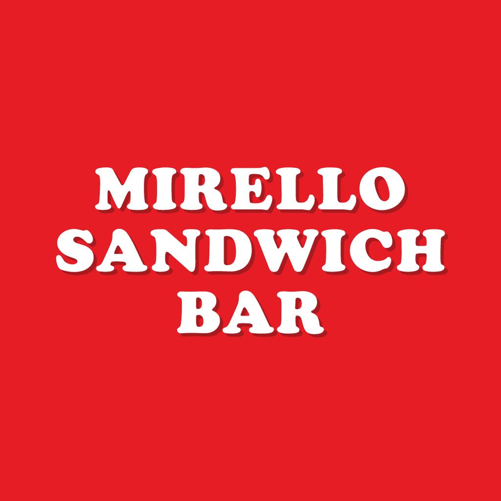 Mirello Sandwich Bar Online Takeaway Menu Logo