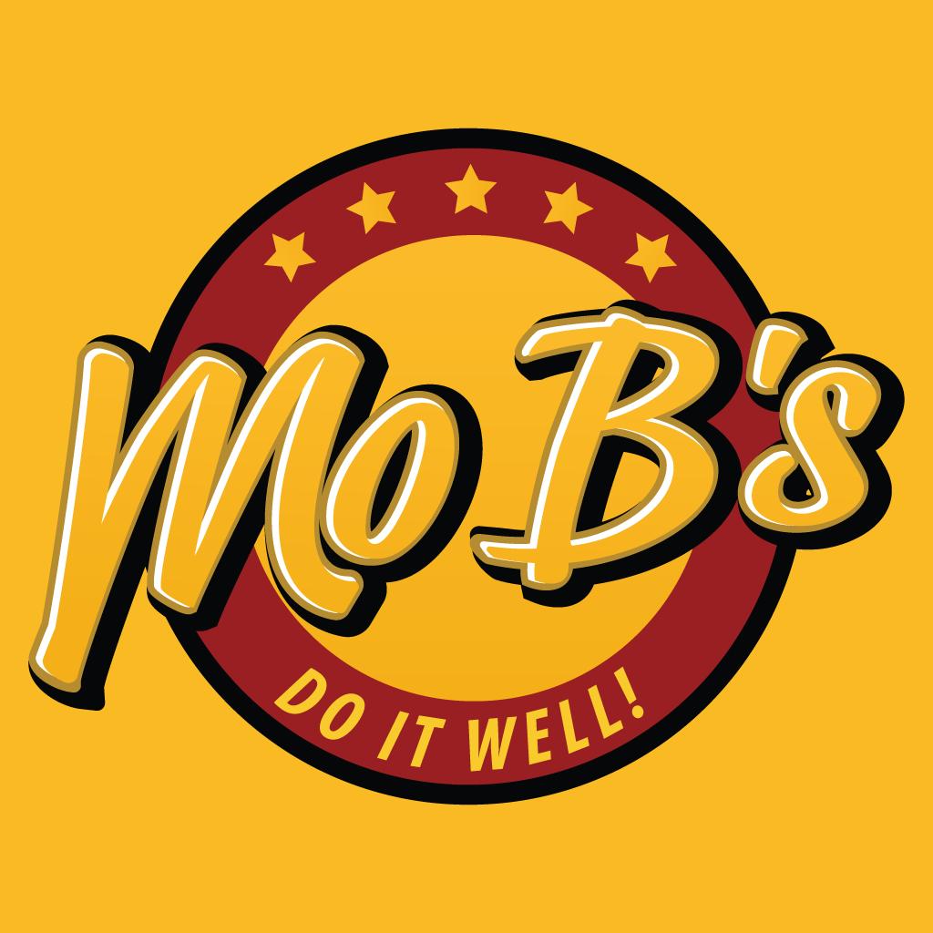 Mo B's Online Takeaway Menu Logo