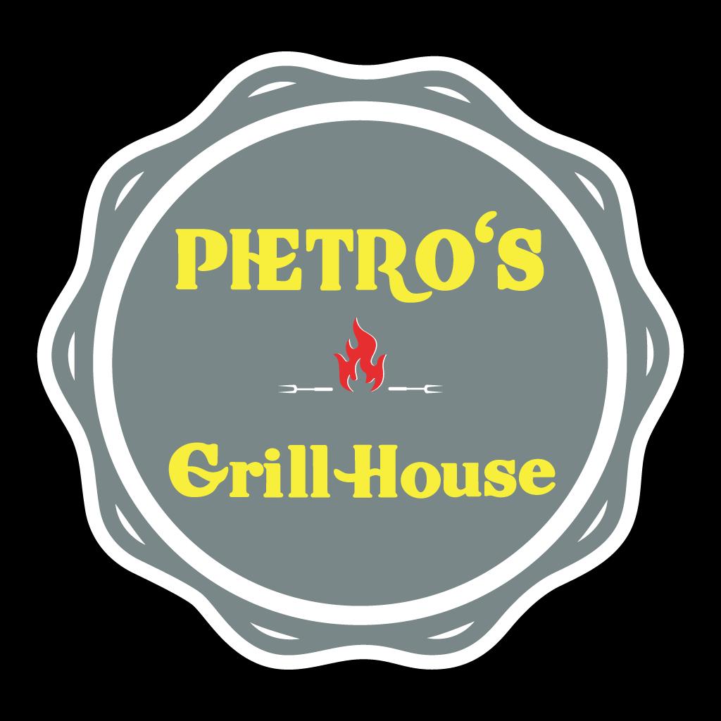 Pietros Grill House Online Takeaway Menu Logo