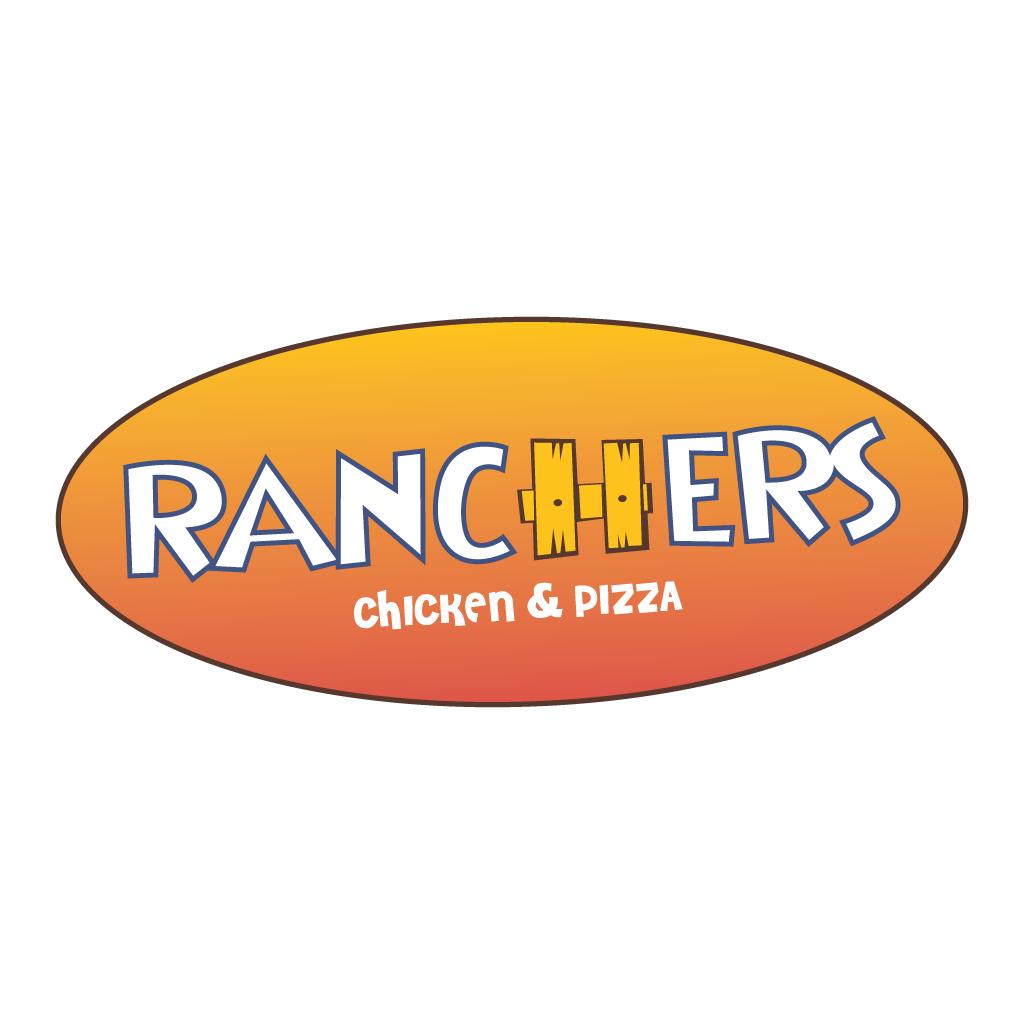 Ranchers Chicken and Pizza Online Takeaway Menu Logo