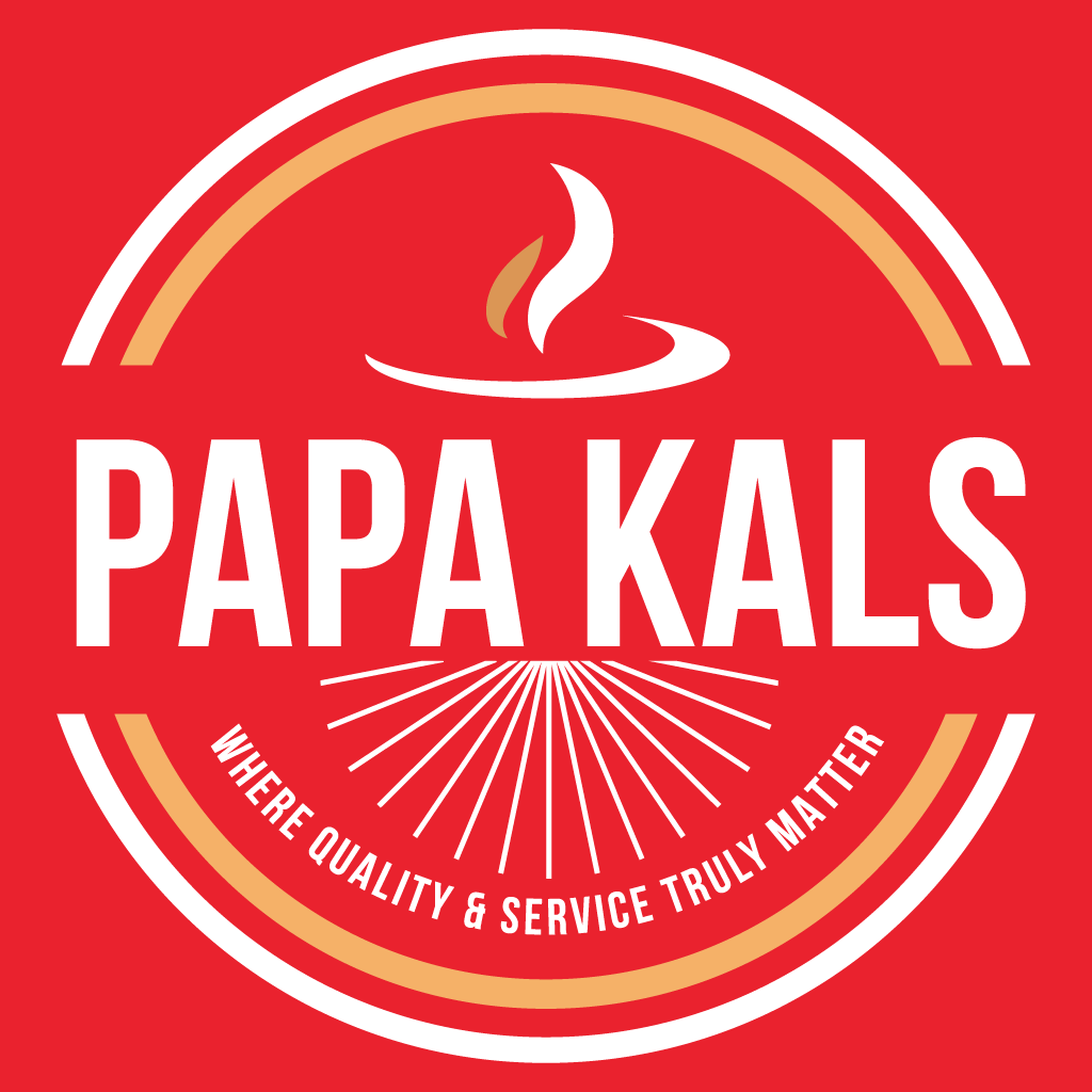 Papa Kals  Online Takeaway Menu Logo