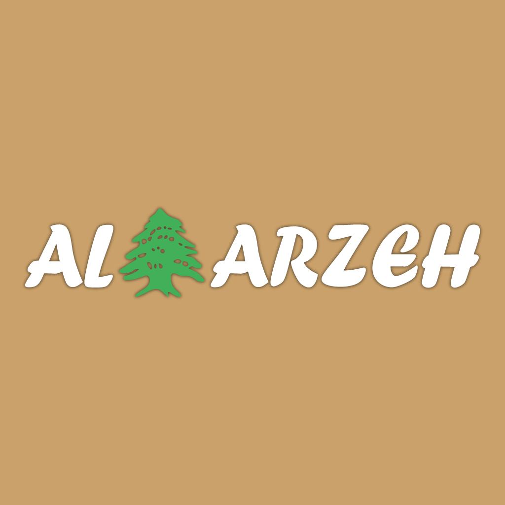 Al Arzeh Online Takeaway Menu Logo