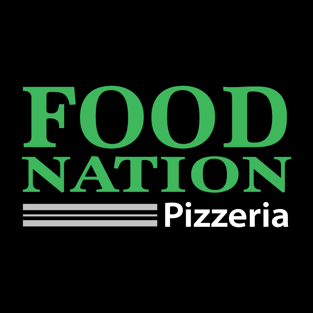 Food Nation Delivery Online Takeaway Menu Logo