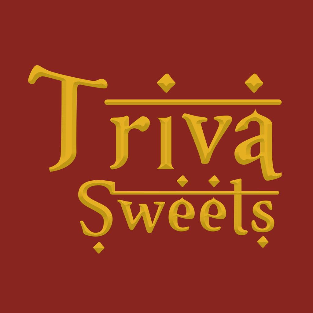 Triva Sweets Online Takeaway Menu Logo