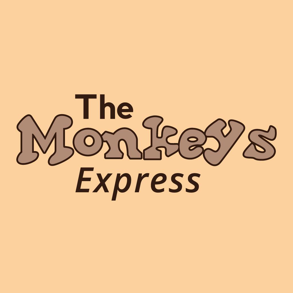 Monkeys Express Online Takeaway Menu Logo