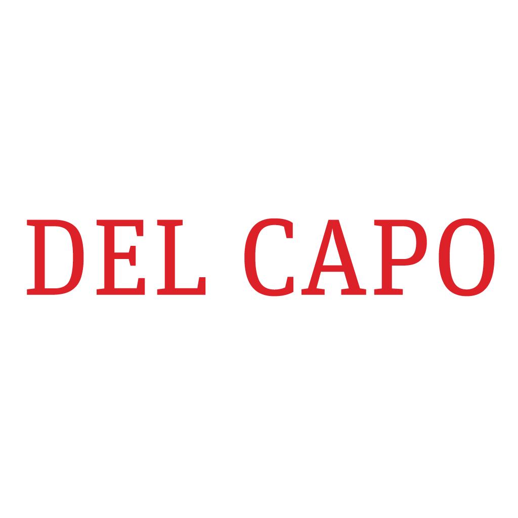 Del Capo Online Takeaway Menu Logo