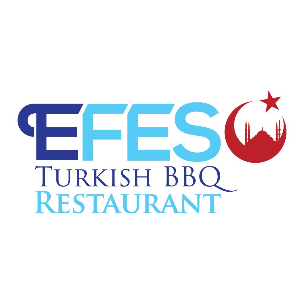 Efes BBQ Restaurant Online Takeaway Menu Logo