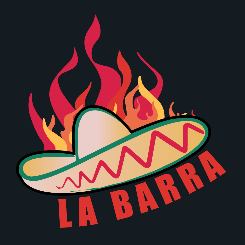 La Barra Mexican Online Takeaway Menu Logo