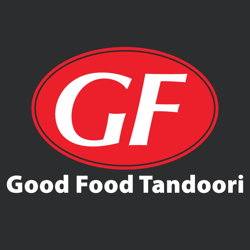 Good Food Tandoori Online Takeaway Menu Logo