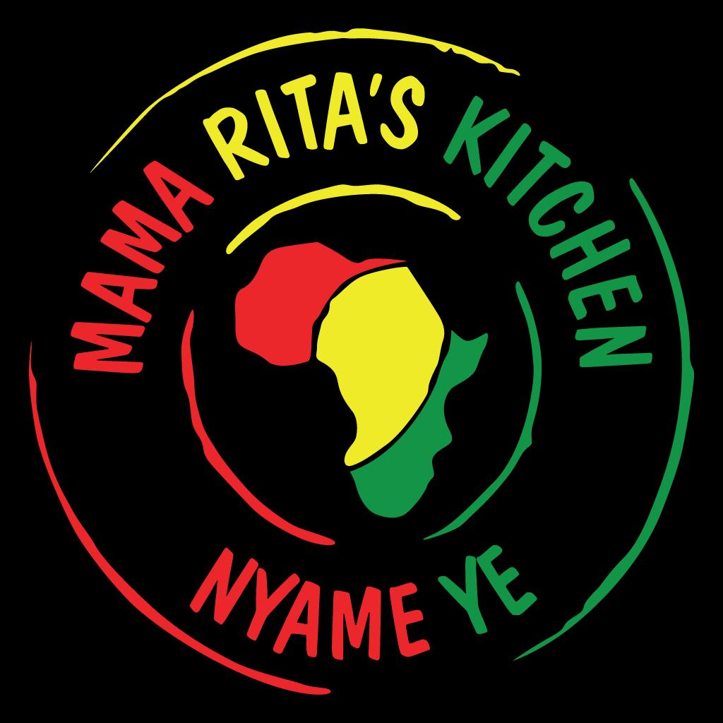 Mama Rita's Kitchen Online Takeaway Menu Logo
