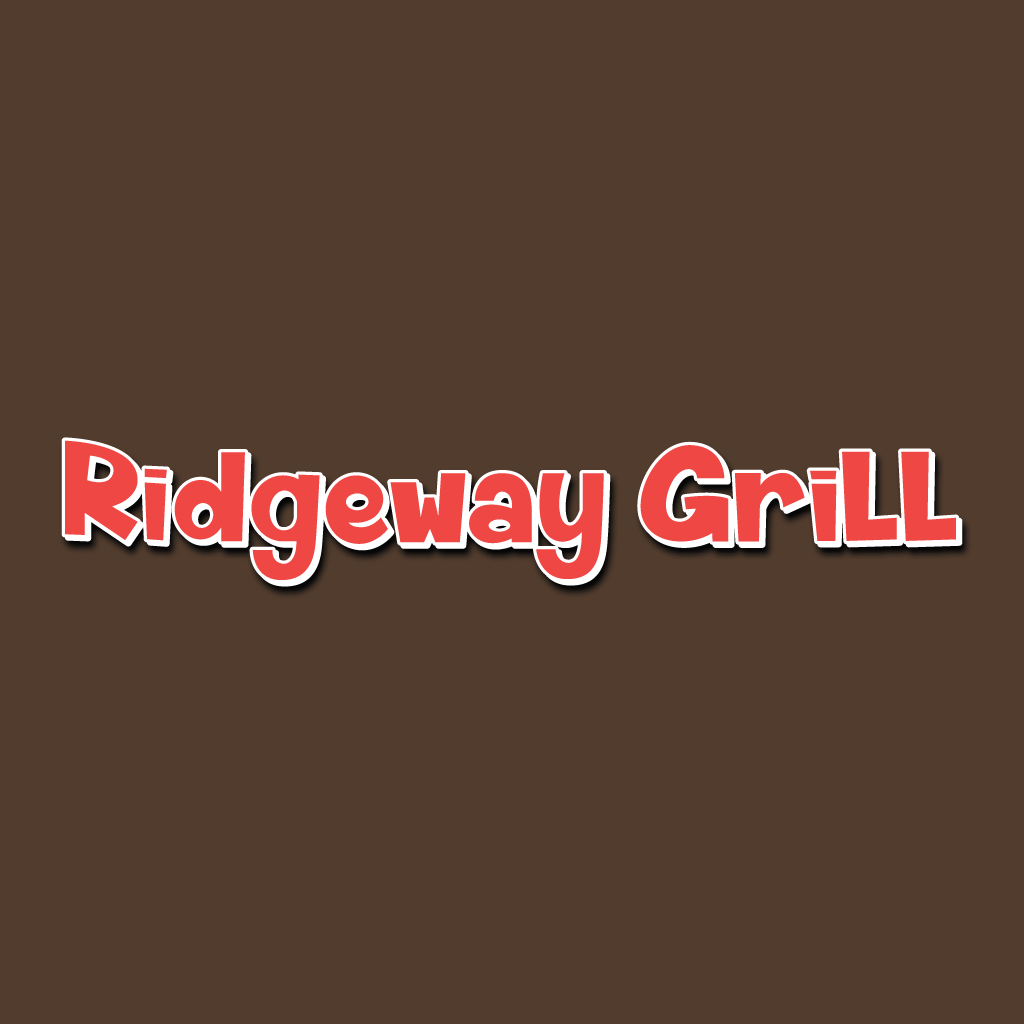 Ridgeway Grill Online Takeaway Menu Logo