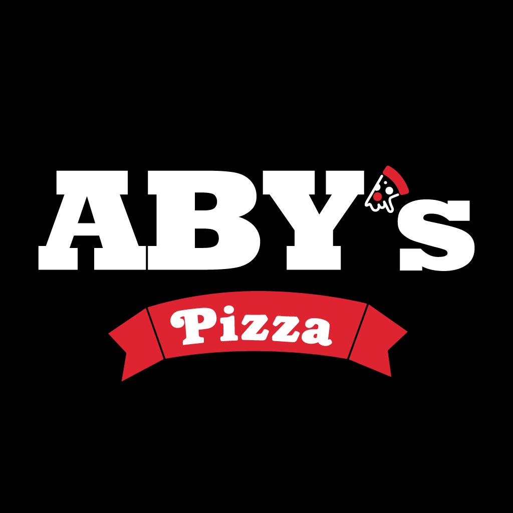 Aby Pizza Online Takeaway Menu Logo