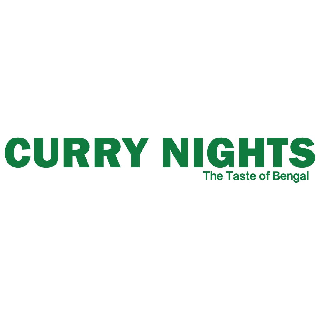 Curry Nights Online Takeaway Menu Logo