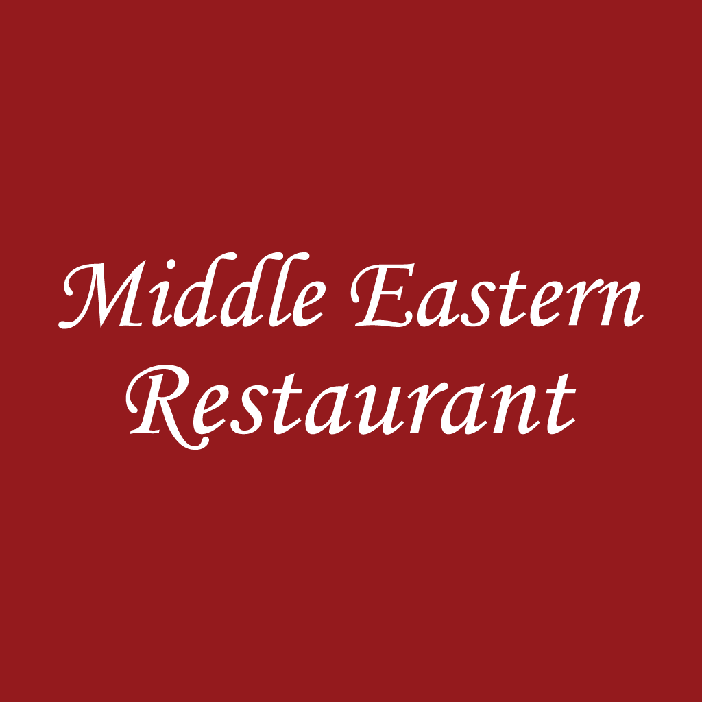 Middle Eastern Restaurant Online Takeaway Menu Logo
