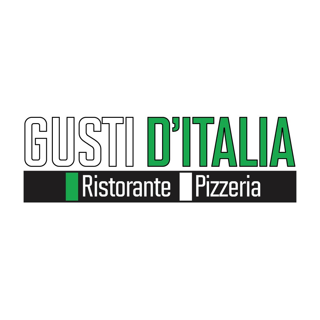 Gusti D'Italia Online Takeaway Menu Logo
