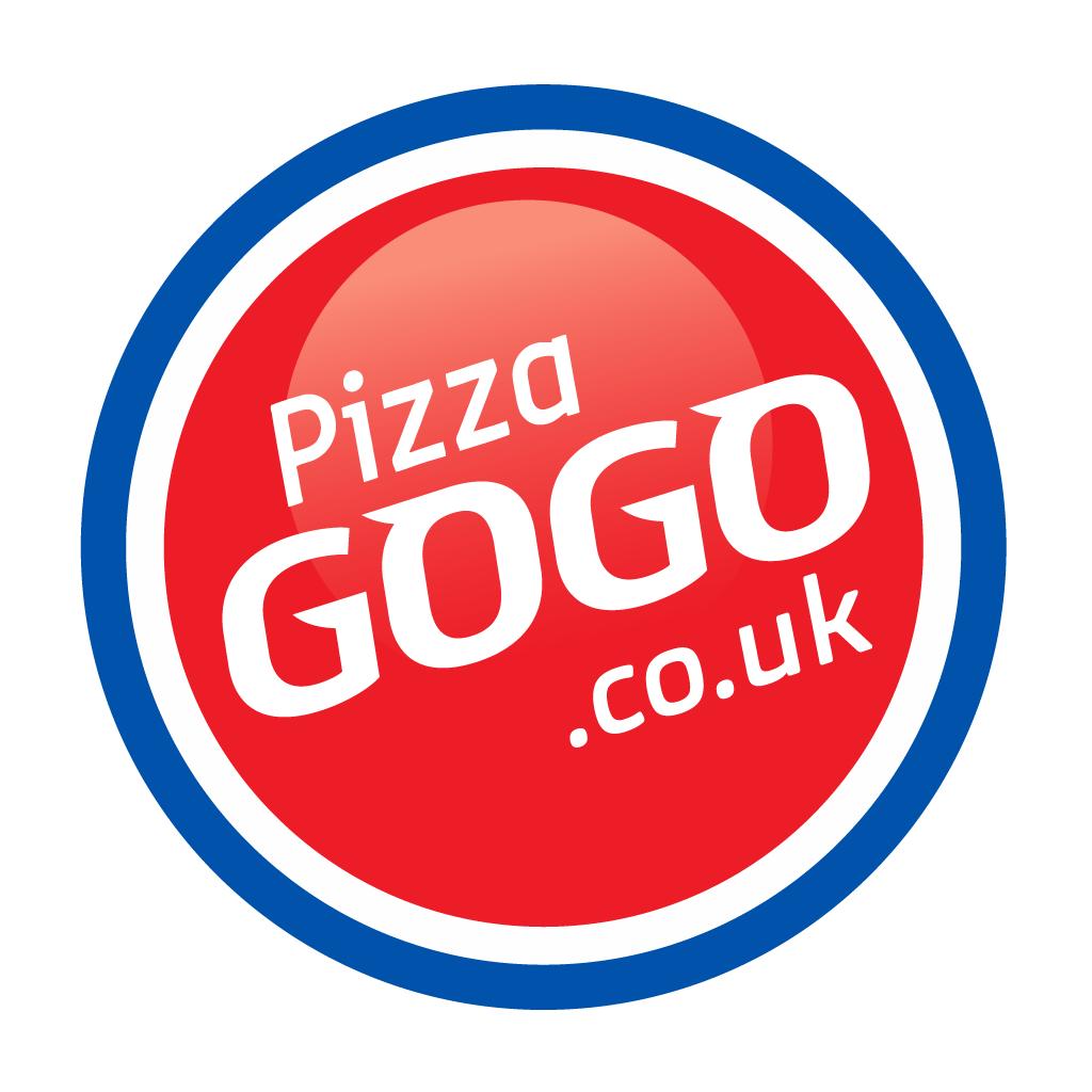 Pizza GoGo Online Takeaway Menu Logo
