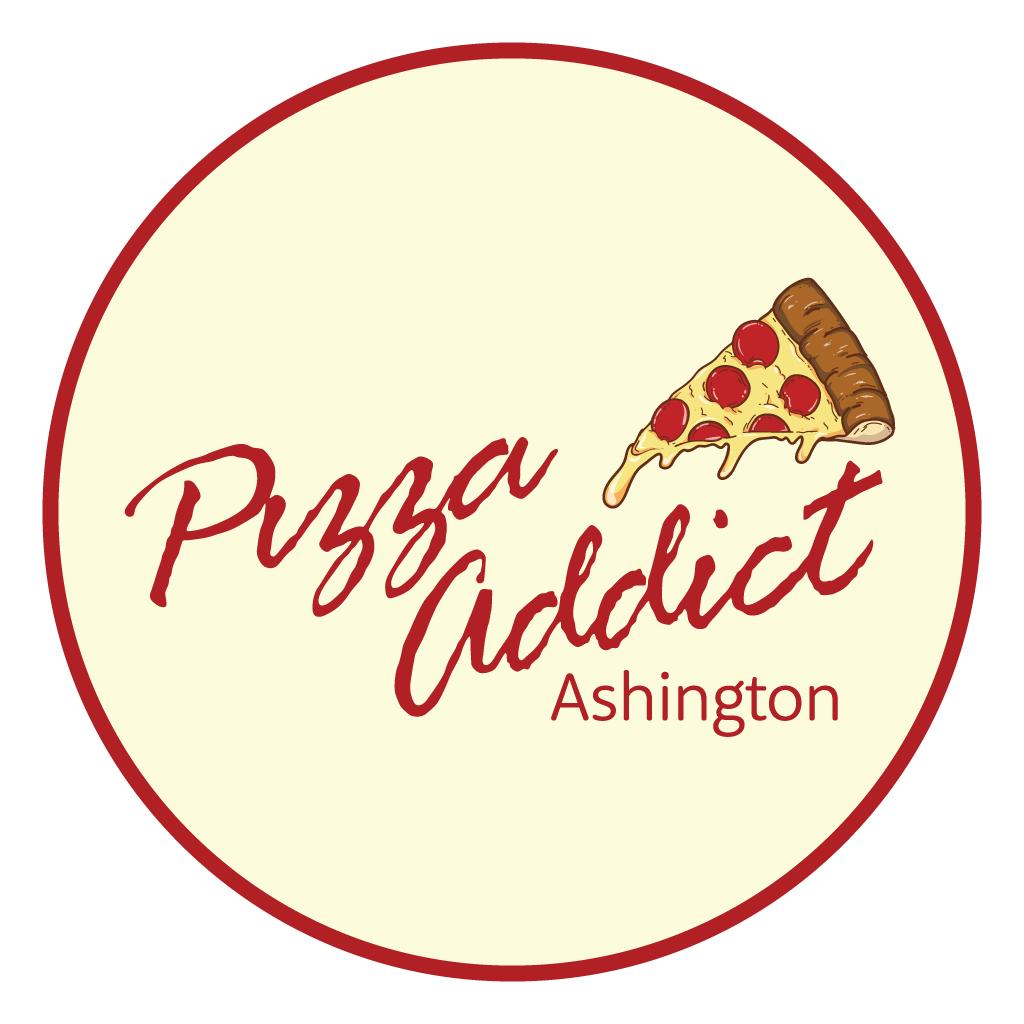 Pizza Addict Online Takeaway Menu Logo
