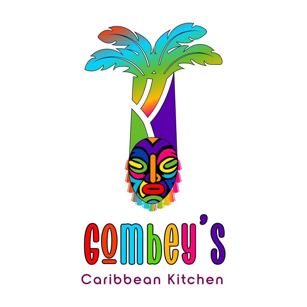 Gombey's Caribbean Kitchen Online Takeaway Menu Logo