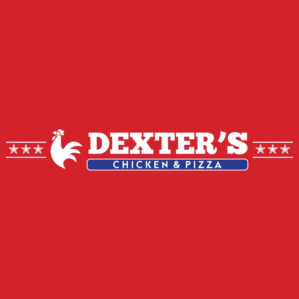 Dexters Chicken and Pizza Online Takeaway Menu Logo