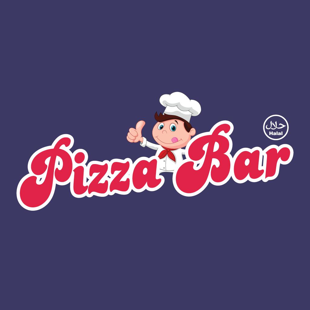 Pizza Bar Online Takeaway Menu Logo