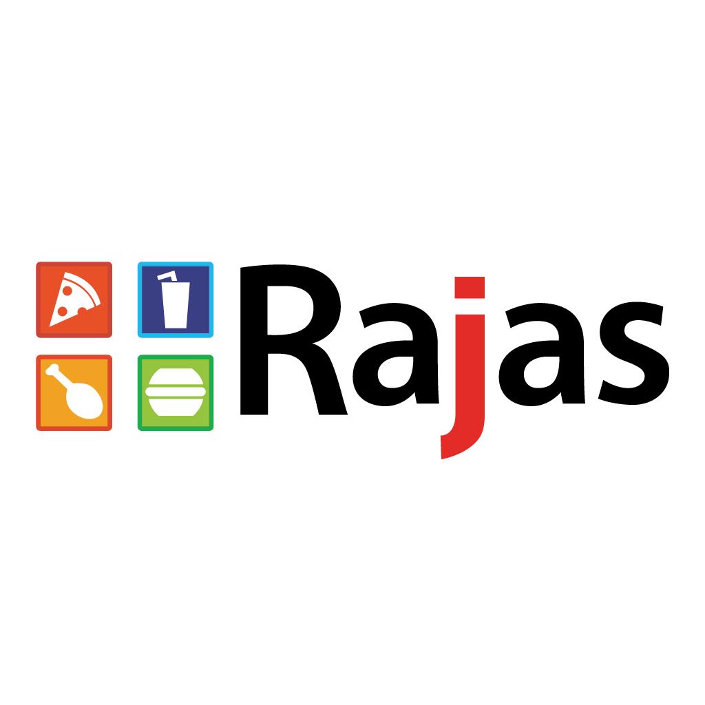 Rajas  Online Takeaway Menu Logo