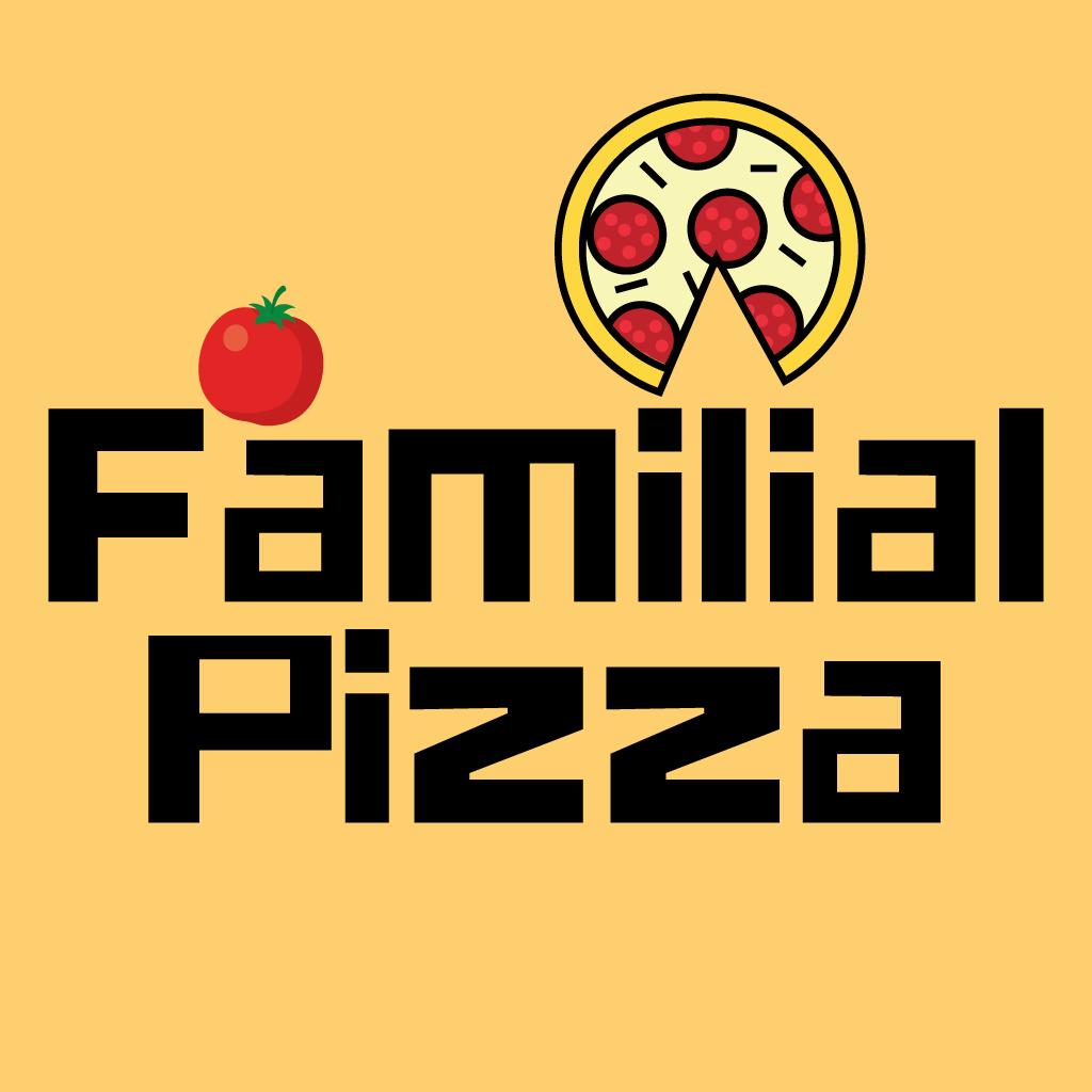 UK Familial Chicken & Pizzeria Online Takeaway Menu Logo