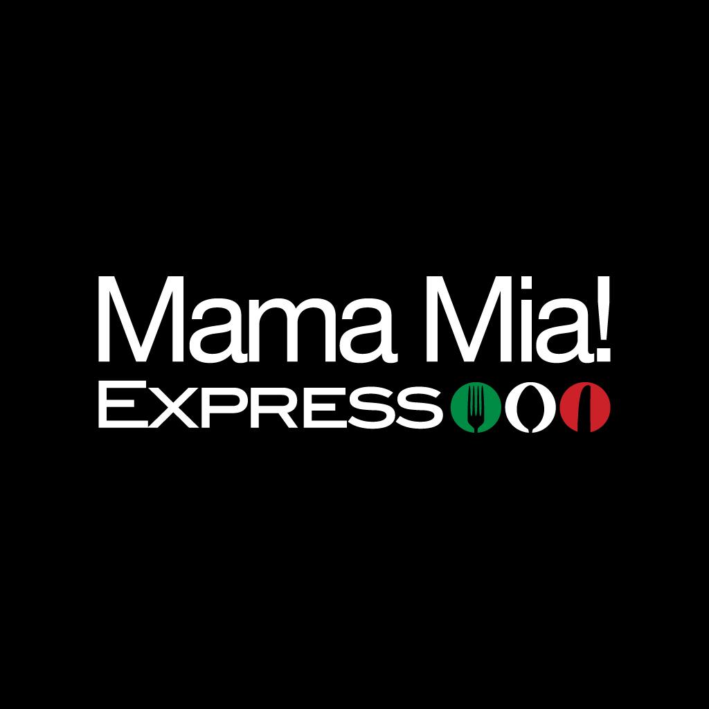Mama Mia Express Online Takeaway Menu Logo