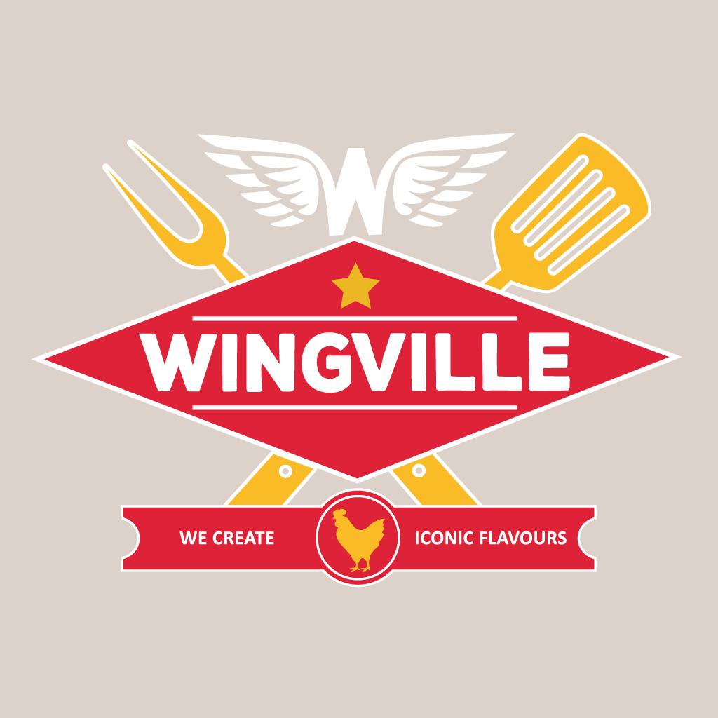 Wingville  Online Takeaway Menu Logo