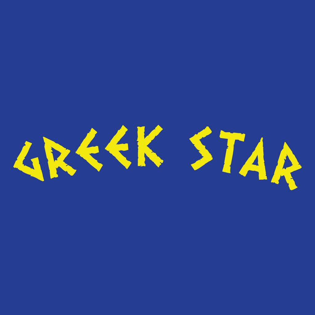 Greek Star Online Takeaway Menu Logo