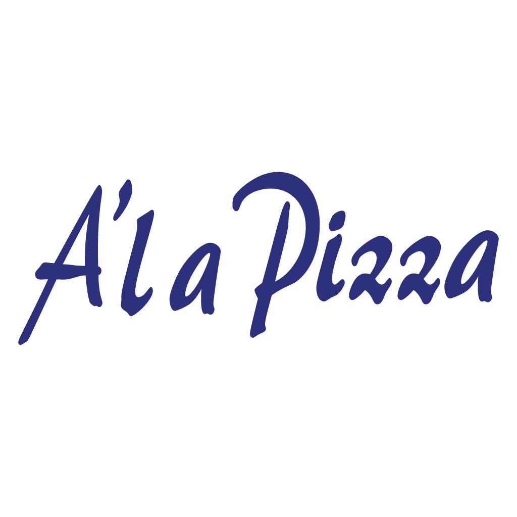 A'la Pizza  Online Takeaway Menu Logo