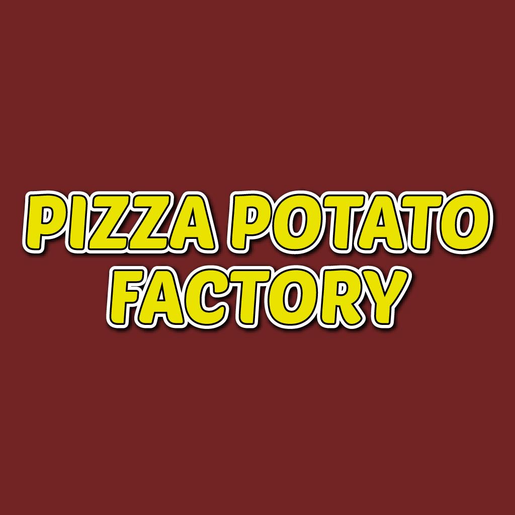 Pizza & Potato Factory Online Takeaway Menu Logo