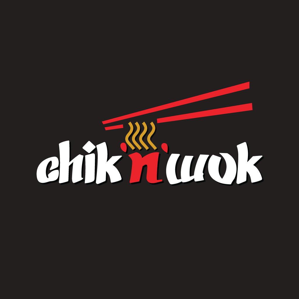 Chik n Wok Online Takeaway Menu Logo