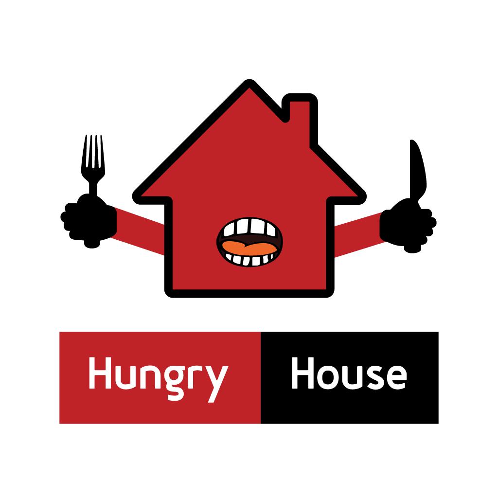 Hungry House  Online Takeaway Menu Logo