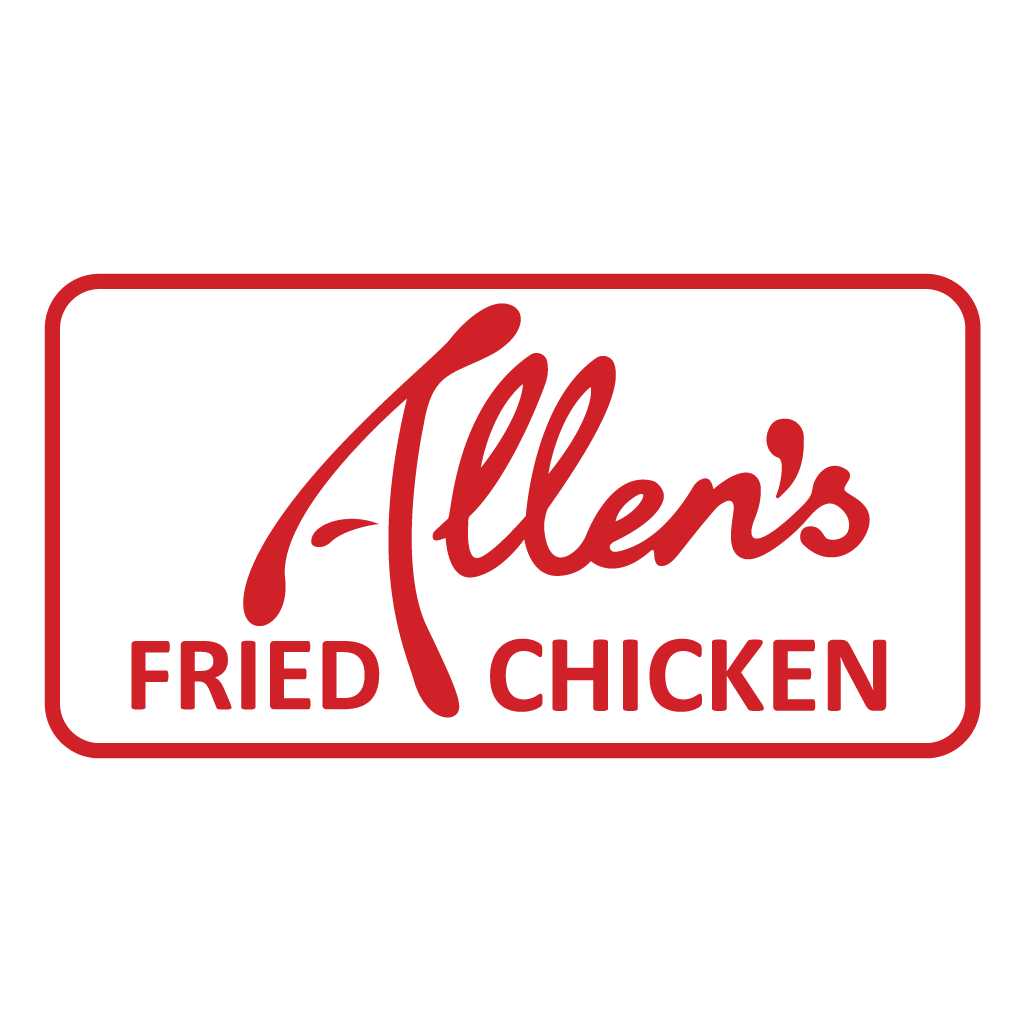 Allens Fried Chicken  Online Takeaway Menu Logo