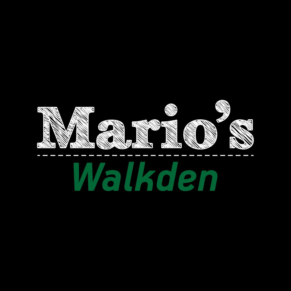 Mario's Walkden Online Takeaway Menu Logo