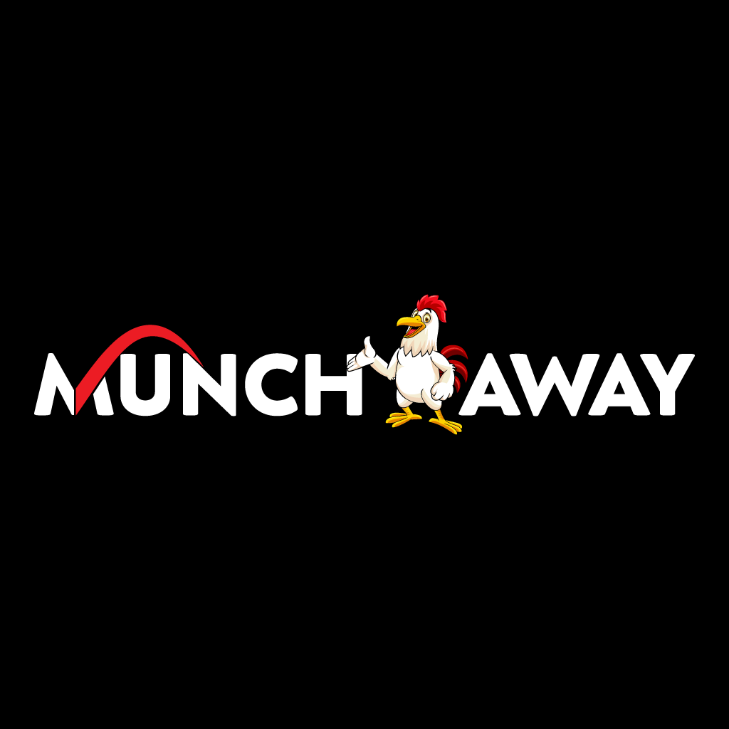 Munch Away Online Takeaway Menu Logo