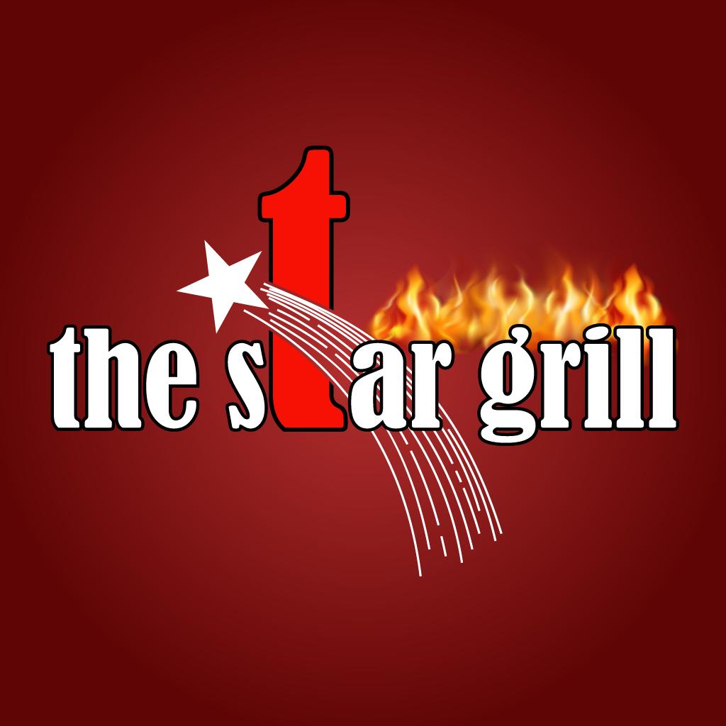 The Star Grill Online Takeaway Menu Logo