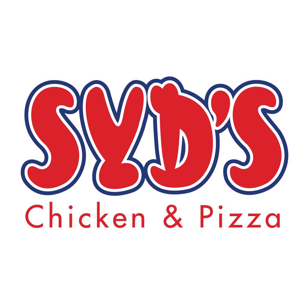 Syd's Chicken & Pizza Online Takeaway Menu Logo