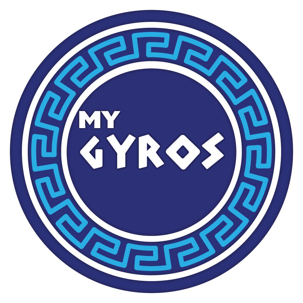 My Gyros Online Takeaway Menu Logo