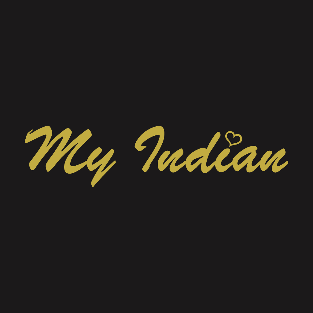 My Indian Online Takeaway Menu Logo